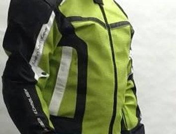 HIVIZ GREEN SuperFabric EZ-1 Mesh Jacket