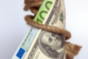 rope-green-money-business-paper-holding-