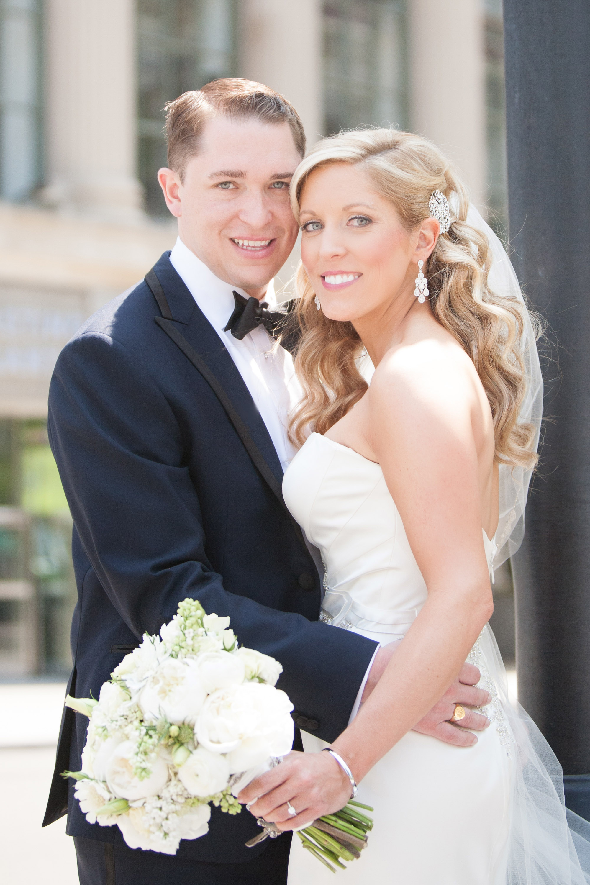Downtown Detroit Wedding