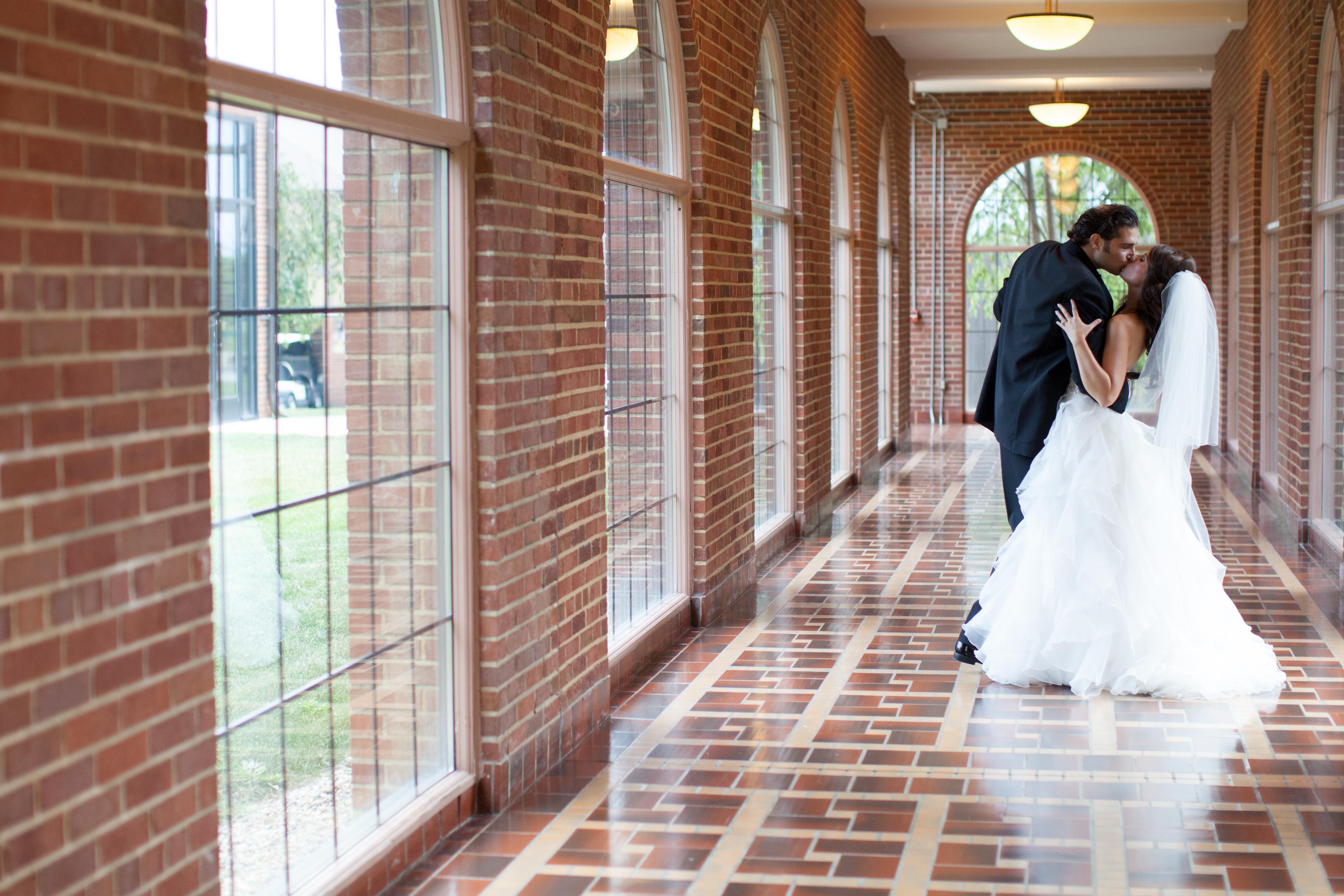 Dearborn Inn Wedding