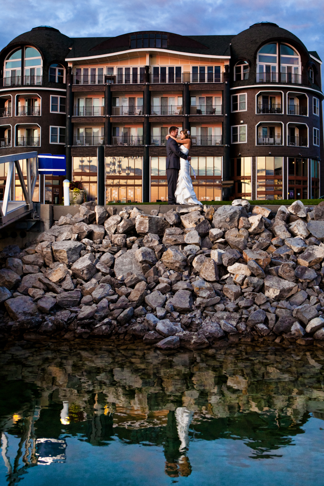 Inn at Bay Harbor Wedding