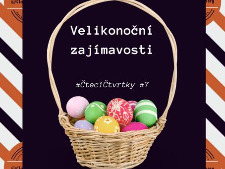 Čtecí čtvrtky #7: Velikonoční zajímavosti
