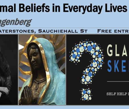 Speaking for Glasgow Skeptics