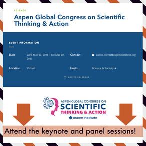 Zúčastněte se Aspen Global Congress