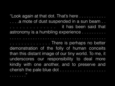 Carl Sagan, 1994