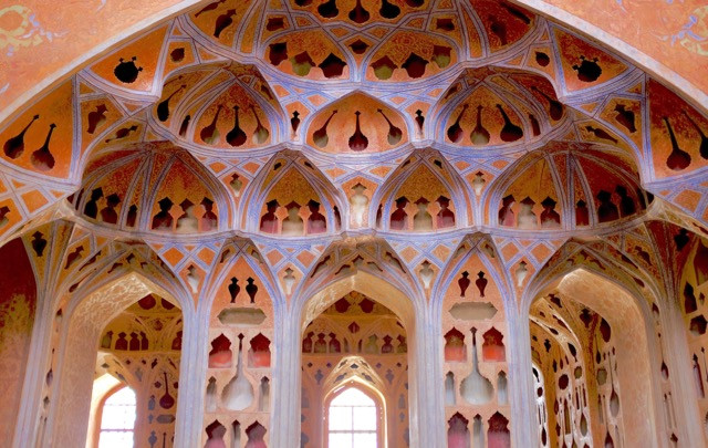 #14 Imam Square and Ali Qapu Palace