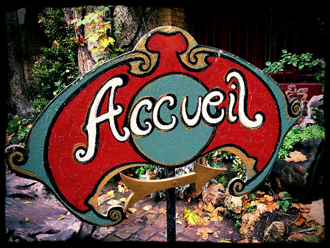 28. welcome to the Musée des Arts Forains