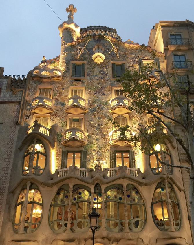 20.  Gaudi