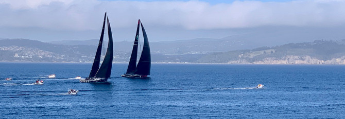 #5 Sydney to Hobart final strait!