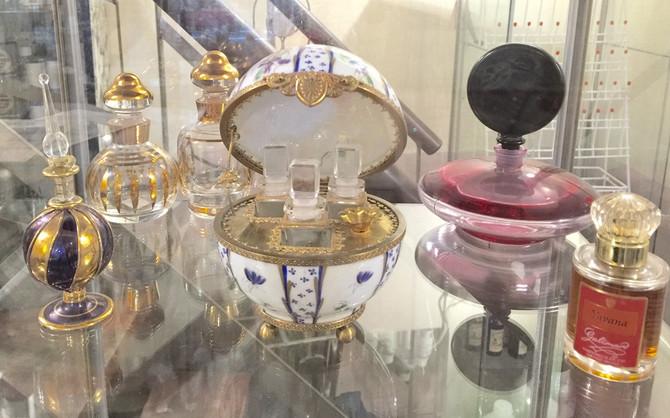 29.  Paris perfume class