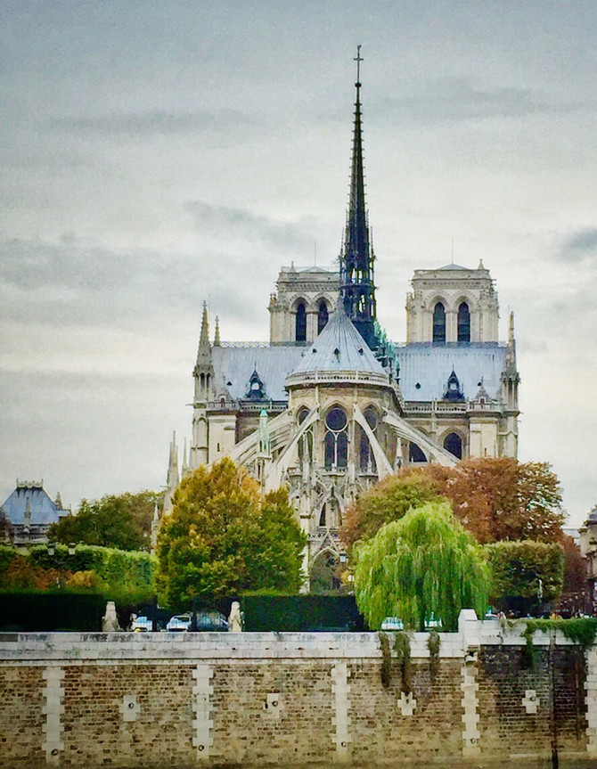 26.  from St Martin to Saint Chapelle