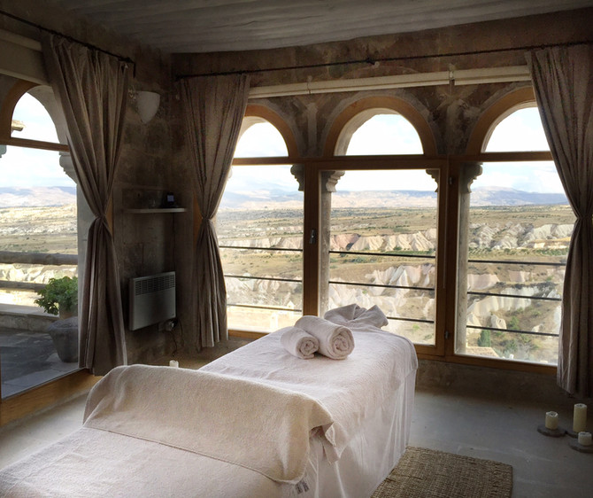 17.  Massage Room, Argos in Cappadocia