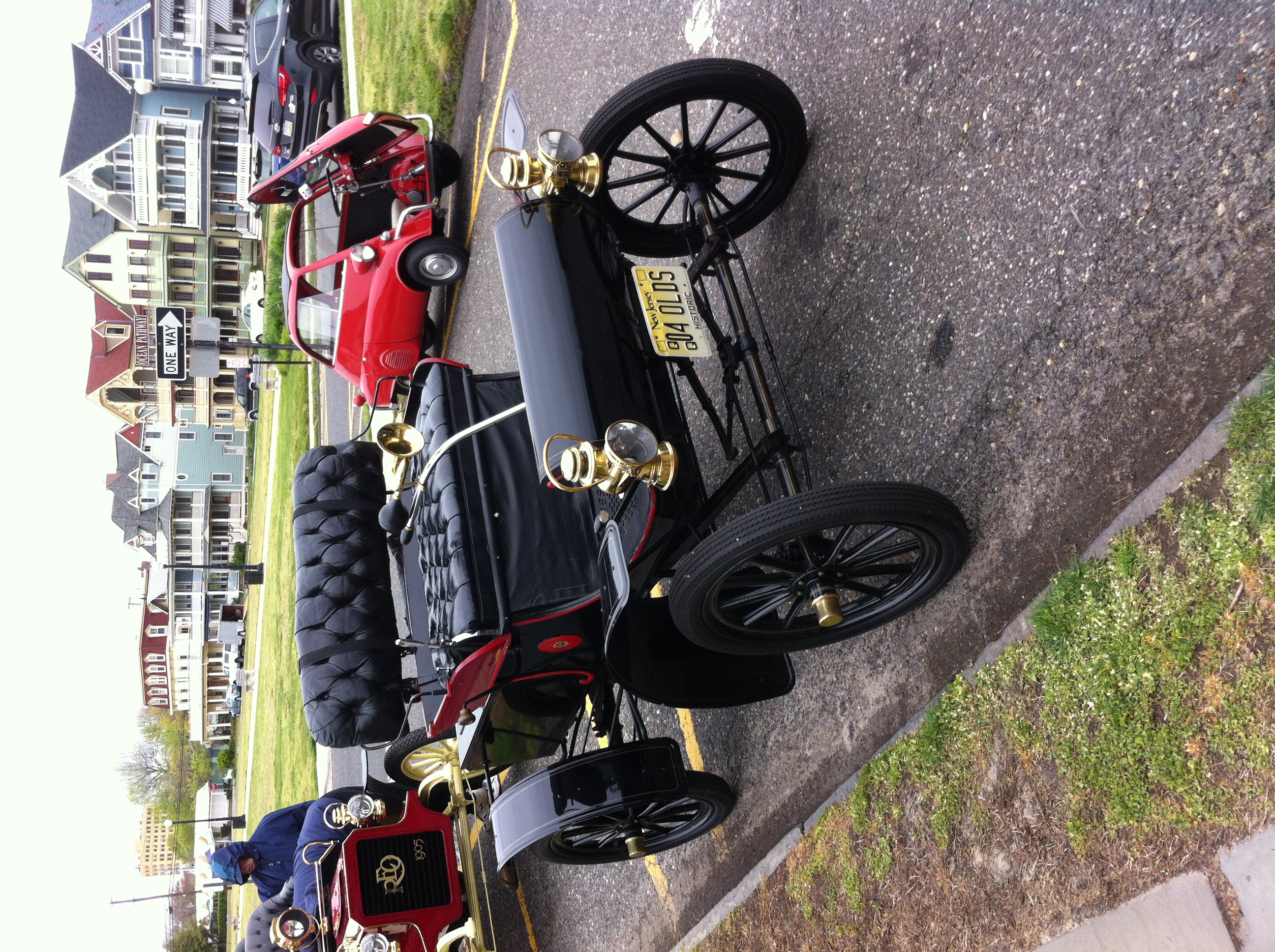 1904 Curved Dash Olds