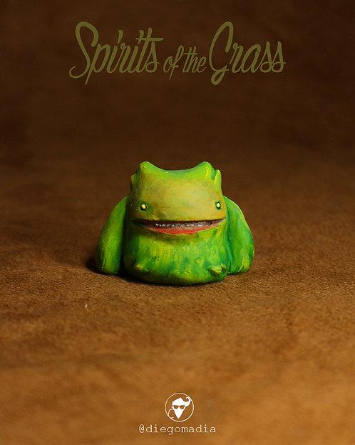Espíritos da Grama