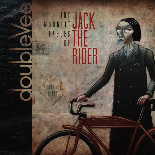 doubleVee: The Moonlit Fables of Jack the Rider CD