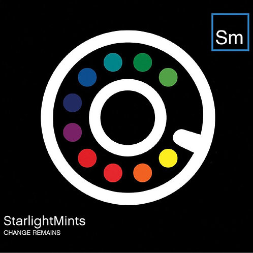 Starlight Mints: Change Remains CD
