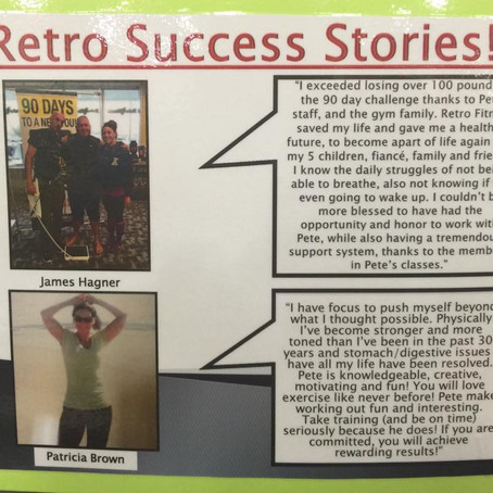 My Success Story |  #GoRetro