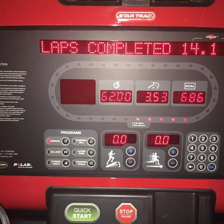 Day 50 | 90 Day Weightloss Challenge #GoRetro