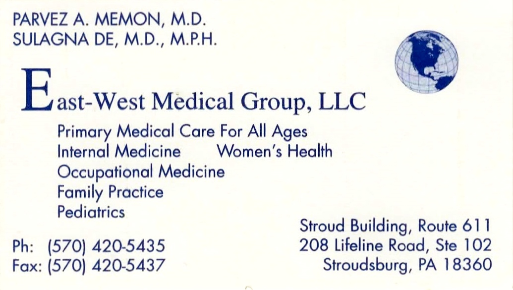 East West Medical Group LLC