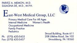 East West Medical Group LLC