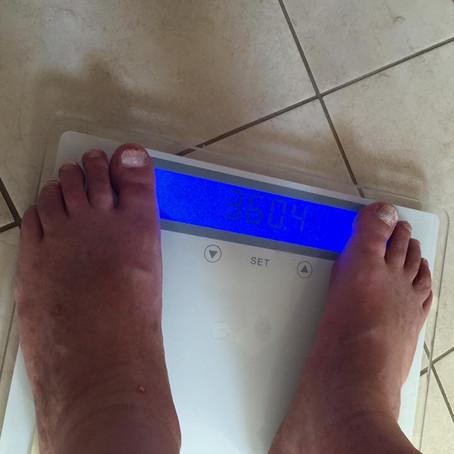 Day 38   360.4 lbs!   90 Day Weightloss Challenge #GoRetro