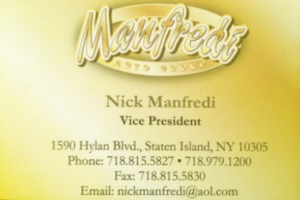 Manfredi Auto Group