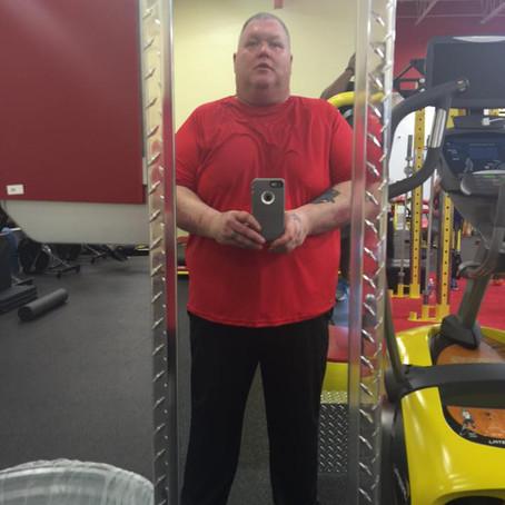 Day 42   90 Day Weightloss Challenge #GoRetro