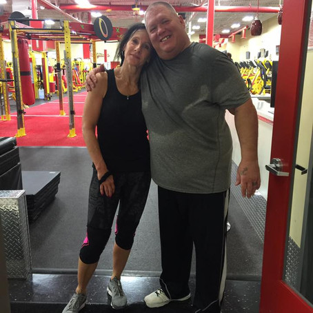 Patty aka Hercules & I | Success After My 2016 90 Day Weightloss Challenge #GoRetro