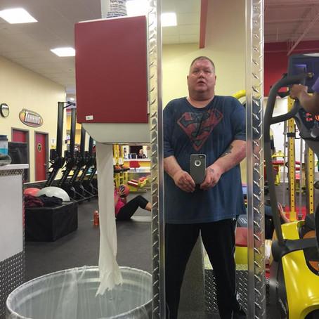 Day 47 | 90 Day Weightloss Challenge #GoRetro