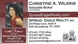 Christine A. Wiklins Realtor