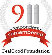 Fealgood Foundation 9/11 Donation James Hagner Tractor Pull