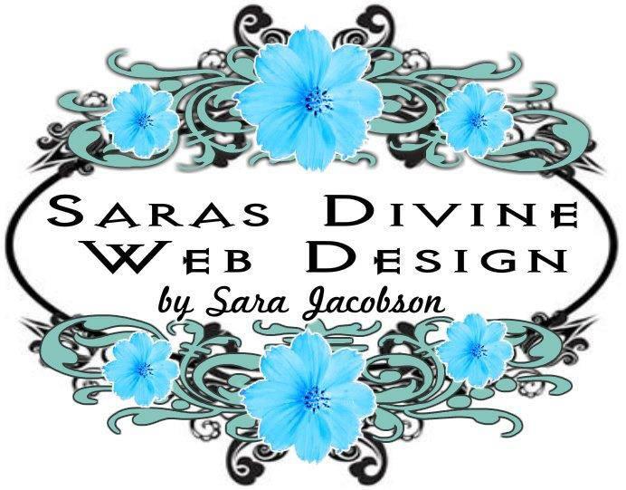 Saras Divine Web Design