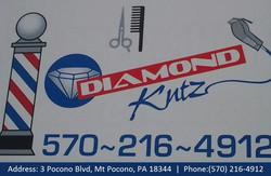 Diamond Kutz Barbershop