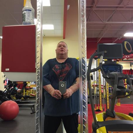 Day 40   90 Day Weightloss Challenge #GoRetro