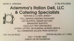 Ariemma's Italian Deli, LL