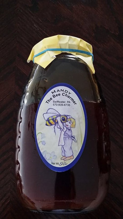 Mandy The Bee Charmer