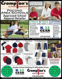 Crompton's Menswear