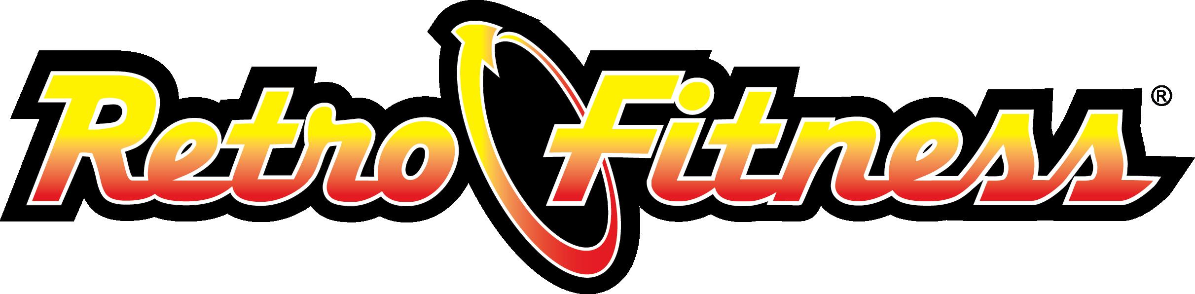 Retro Fitness Logo - No Tag