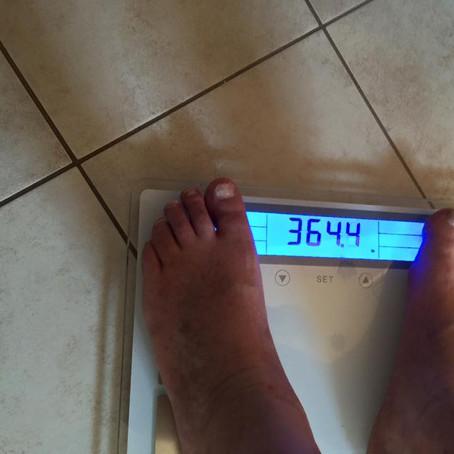 Day 35   364.4 lbs!   90 Day Weightloss Challenge #GoRetro