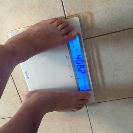 Day 5 | 408.2 lbs | Official Weigh In | 90 Day Weightloss Challenge #GoRetro