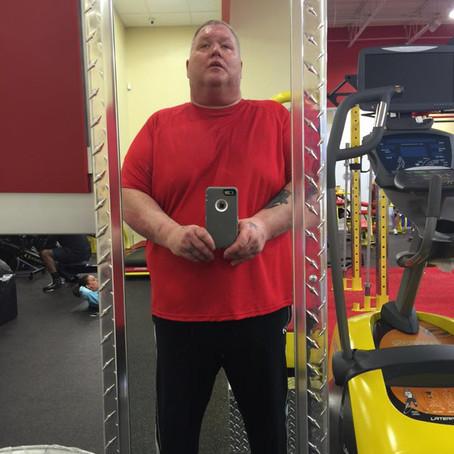 Day 46 | 90 Day Weightloss Challenge #GoRetro
