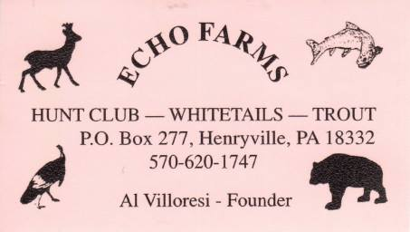 Echo Farms Hunting Club