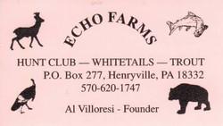 Echo Farms Hunting Club