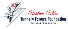 My new New Goal is to run the 5K TUNNEL TO TOWERS NEXT YEAR CARRYING THE AMERICAN FLAG!!