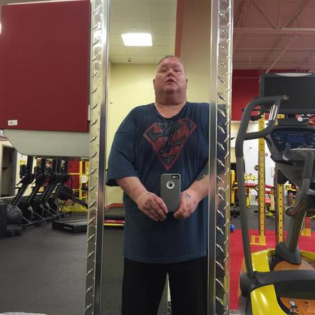 Day 45 | 90 Day Weightloss Challenge #GoRetro