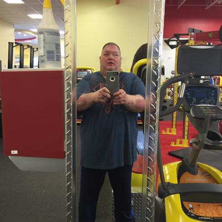 Day 35   90 Day Weightloss Challenge #GoRetro