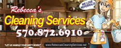 Rebecca's Cleaning Services