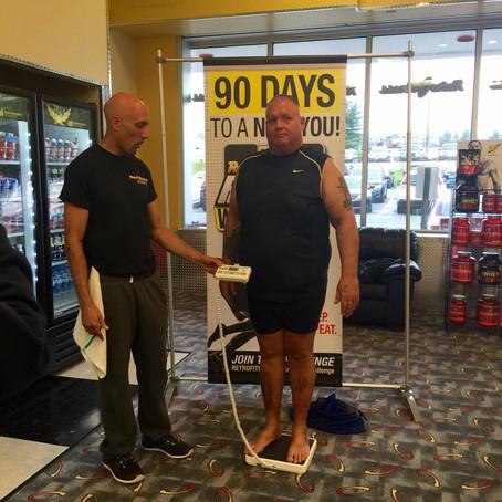 Day 90 | 90 Day Weightloss Challenge #GoRetro