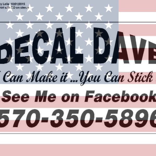 Decal Dave