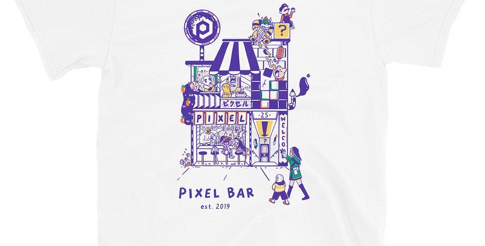 Let's Visit Pixel! T-Shirt